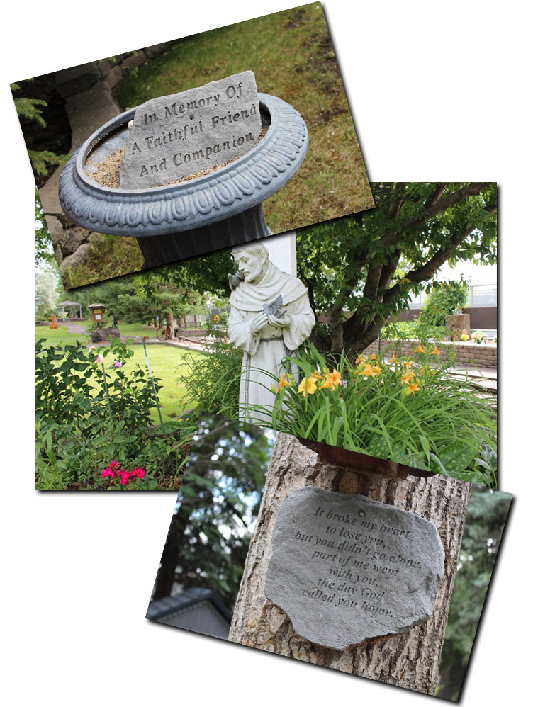Memorial Park | Calgary Pet Burial & Funeral Service | Country Club